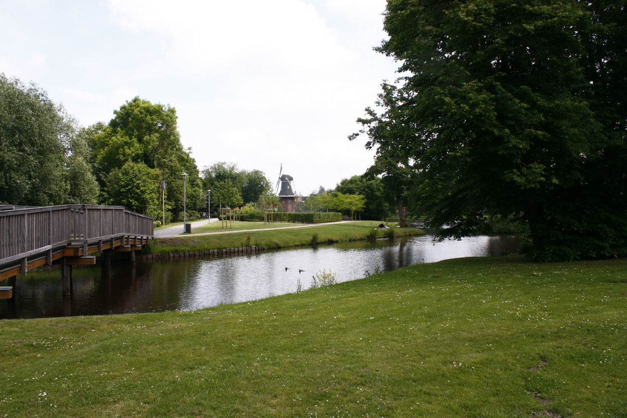 Stadtpark / Meyers Mühle